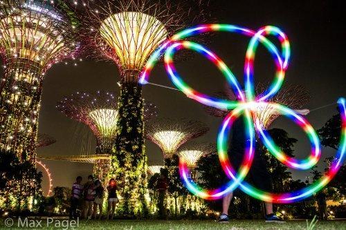 Podpoi v2 LED Poi - the World's Favorite Glowpoi by Flowtoys (Image #5)