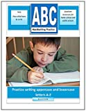 ABC Handwriting Practice, Laura Duverge, 1494869691