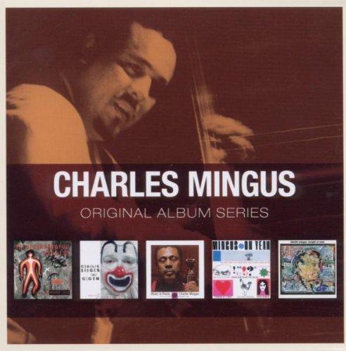 Charles Mingus - Original Album Series By Mingus,charles - Zortam Music