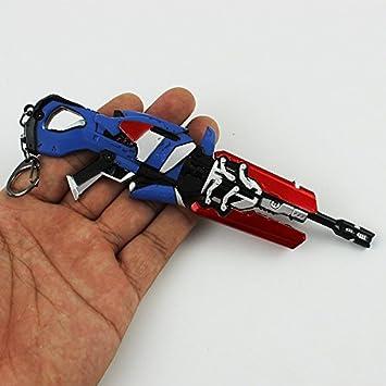 Overwatch - Llavero con diseño de armas exclusivas de ...