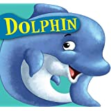 Dolphin: Cutout Board Book