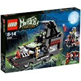 LEGO Monster Fighters - 9464 - Jeu de Construction - Le Corbillard du Vampire