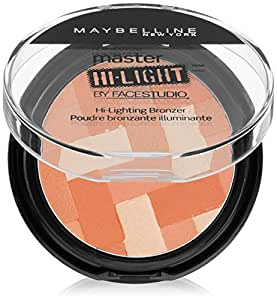 Maybelline New York Face Studio Master Hi-Light Blush, Coral, 0.31 Ounce