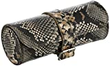 WOLF 462822 Leather Lizard Watch Case