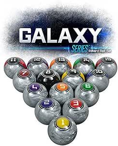 McDermott Galaxy Lunar rocas Reglamento piscina bolas de billar + ...