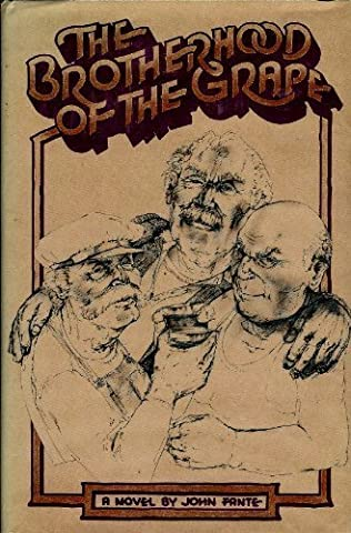 book cover of The Brotherhood of the Grape