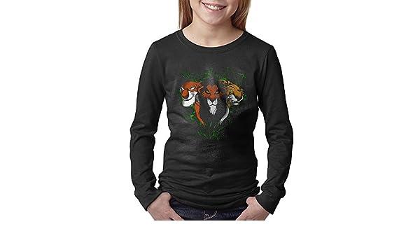 Amazon.com: Ggg Teenagers Boys / Girls Camisetas La Colmena Long Sleeve Tshirt: Clothing