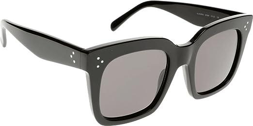 4e55e918972c Image Unavailable. Image not available for. Colour: Celine Sunglass CL 41076 /S 807 Black Frame