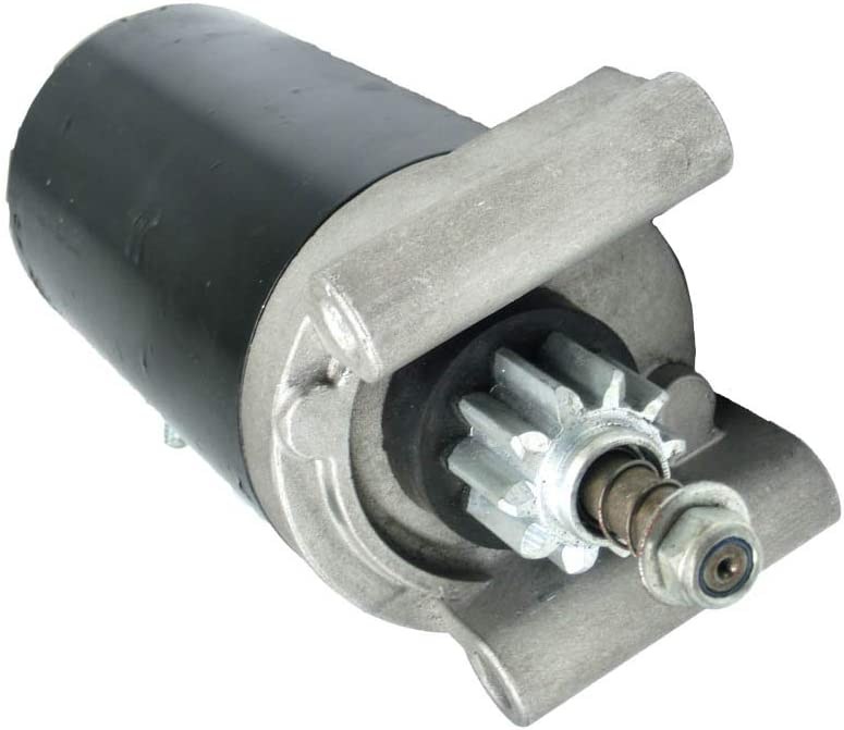 Starter Motor Fit for 2005 Kohler Courage Engines 20HP 23HP 25HP 27HP with Replace OE # 32-098-01 32-098-01S 32-098-03 32-098-03S 32-098-04 32-098-04S
