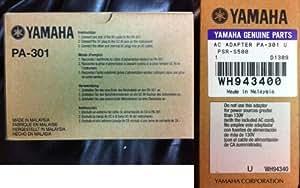 Yamaha PA-300 PA300 PA-301 PA301 AC Adapter