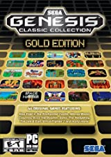 Sega Genesis Collection Gold Edition
