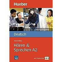 Horen & sprechen. A2. Per le Scuole superiori. Con 2 CD Audio