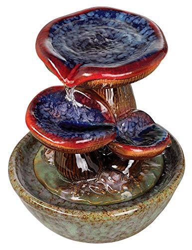 Buy ceramic cat fountain