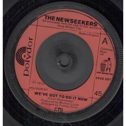 The New Seekers - We