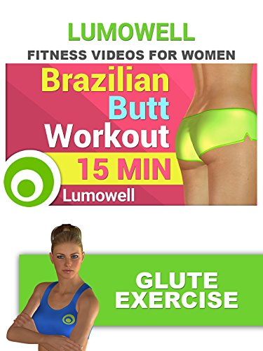 Exercise Products : Fitness Videos for Women: Brazilian Butt Workout - Glute Exercise