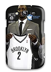 Rene Kennedy Cooper's Shop brooklyn nets nba basketball (7) NBA Sports & Colleges colorful Samsung Galaxy S3 cases