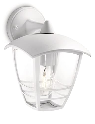 Philips June Outdoor Wall Light In Anthracite Amazon Co