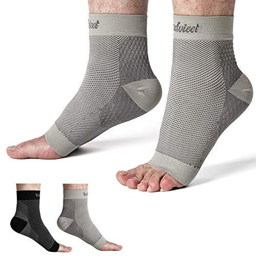 Plantar Fasciitis Compression Socks Women&Men - Rendvieet Plantar Fasciitis Compression Socks for Plantar Fasciitis Pain Relief, Heel Pain, Eases Swelling and Treatment with Arch Support