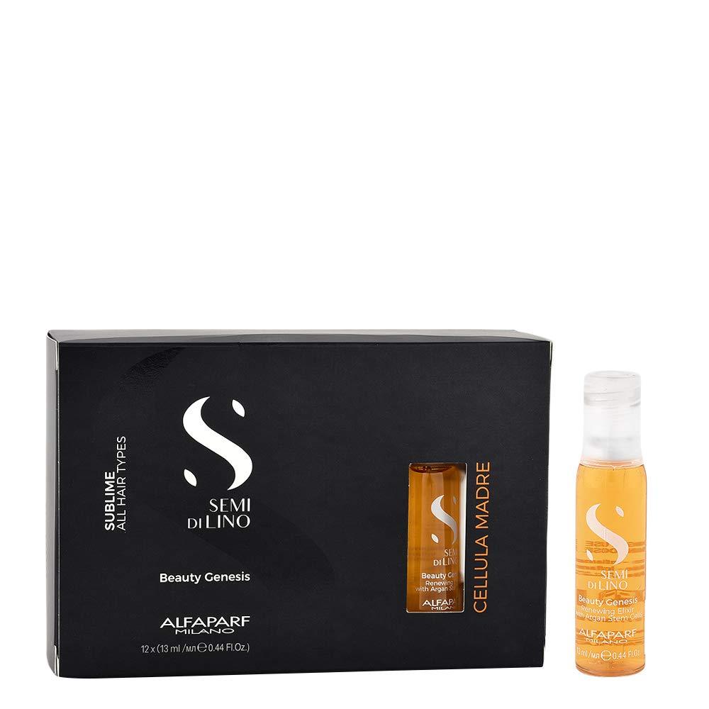 AlfaParf Semi Di Lino Sublime All Hair Types Cellula Madre 12x13ml