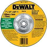 Dewalt Accessories DW4759 Masonry Grinding Wheel - Quantity 10