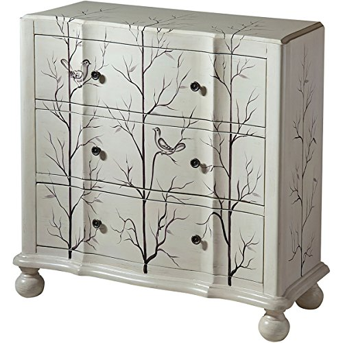 - Stein World Furniture Beatrice Chest, Antique White