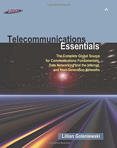 Best! Telecommunications Essentials: The Complete Global Source for Communications Fundamentals, Data Netw<br />[P.D.F]