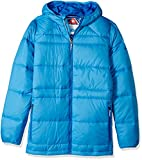 Columbia Boys Gold 550 Turbodown Hooded Down Jacket