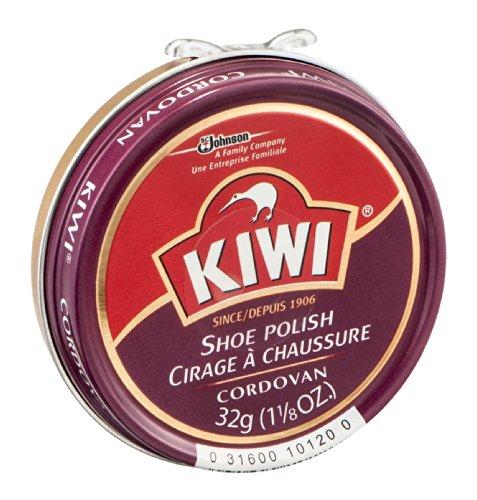Kiwi Shoe Polish Cordovan 1.125OZ (Pack of - Kiwi Shoe Polish Cordovan