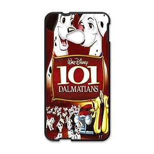 DASHUJUA 101 Dalmatians Case Cover For HTC M7