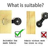 JOYEYOU Shade Cloth Plastic Clips
