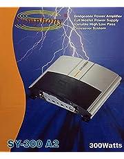 مضخم صوت للسيارة قابل للتوصيل بعدة قنوات من سيمفوني SY-300 A2، 300 وات جي ام - 2724339435361