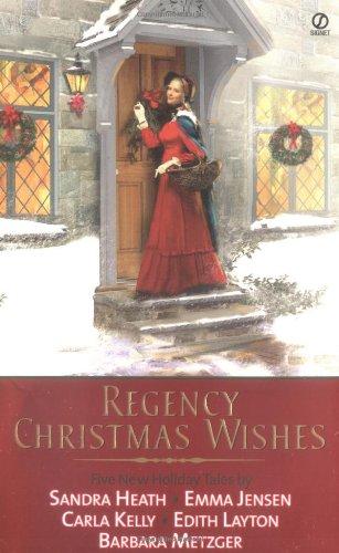 Regency Christmas Wishes (Signet Regency Romance) PDF