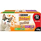 Purina Friskies Poultry Super Pack 32-156 g cans