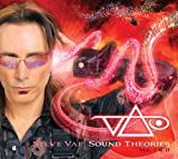 Sound Theories Vol. I & II (Limited Edition Digi Pack) by Steve Vai
