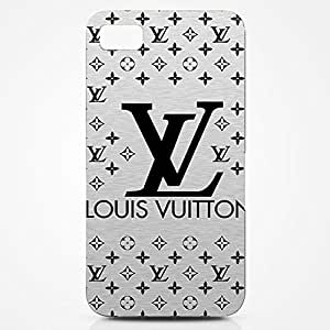 Classical Floral Louis and Vuitton Logo Design Phone Case 3D Hard Plastic Case Cover Snap on Blackberry Z10