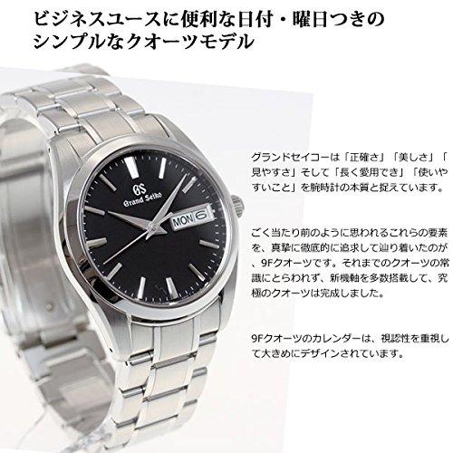 quality design 08061 7211d Amazon | [グランドセイコー]GRAND SEIKO 腕時計 メンズ SBGT237 ...