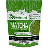 Pristine Leaf | Organic Matcha Green Tea Powder | Culinary Grade 4oz /