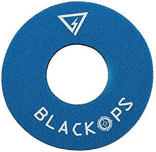 BLACK OPS  RED BICYCLE GRIP DONUTS