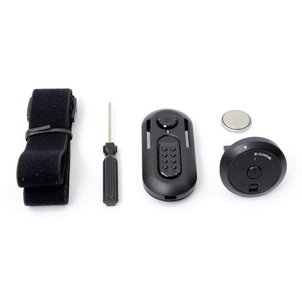 Ion Remote Kit (5005) - Mando a distancia para videocá maras, negro 45-0000005005_999