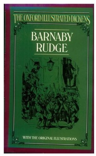book cover of Barnaby Rudge