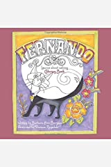 Fernando Learns About Asking: The Coloring Book Edition! Paperback