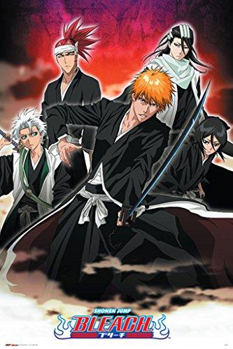 Pyramid America Bleach Banki Form Anime Manga Japanese Japan