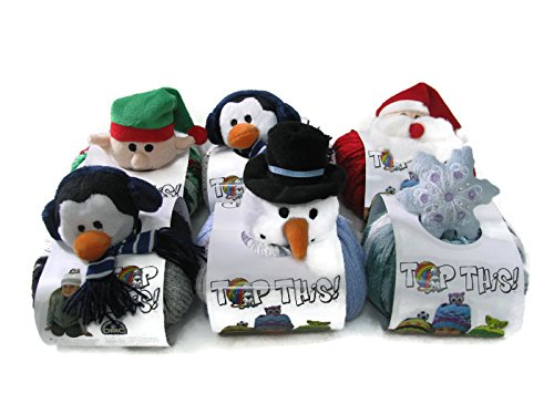 DMC Top This! Hat Kits, 6-pack (Christmas) for $<!--$49.99-->