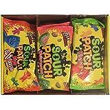 【海外直送】サワーパッチ(Sour Patch, Variety  18 Bags Pack), バラエティーパック 18袋 (998 g) [並行輸入品]