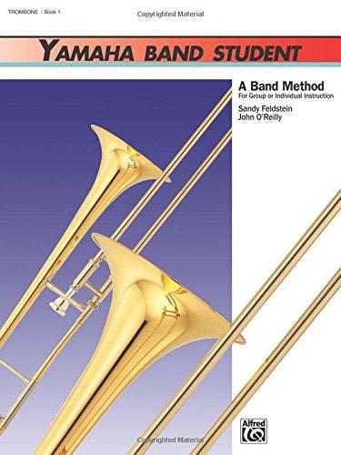 - Yamaha Band Student Trombone, Book 1