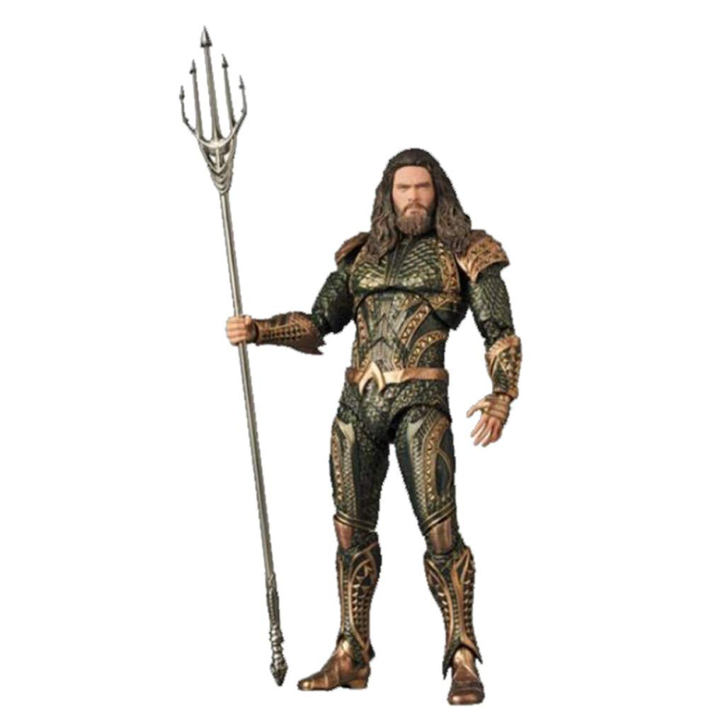 DC Comic Aquaman Super Hero Model Boxed Statue L'altezza Della Bambola Mobile è Di Circa 25 Cm,OneColore-25cm