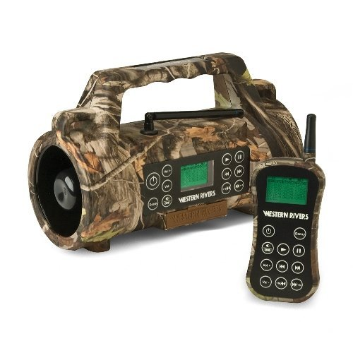GSM Outdoors WRC-GSTALK Western Rivers Game Stalker Electronic Caller (No Decoy) by GSM Outdoors