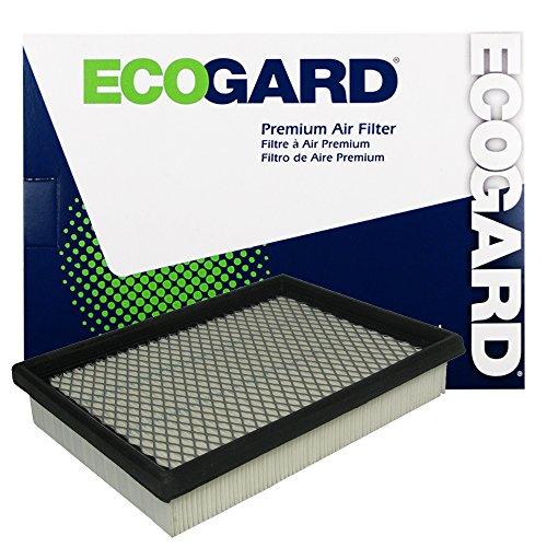 ECOGARD XA4880 Premium Engine Air Filter Fits Chevrolet Malibu / Cadillac DeVille / Chevrolet Venture / Buick Rendezvous / Chevrolet Lumina, Uplander / Pontiac Montana, Grand Prix
