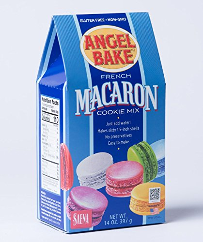 French Macaron Mix by Angel Bake