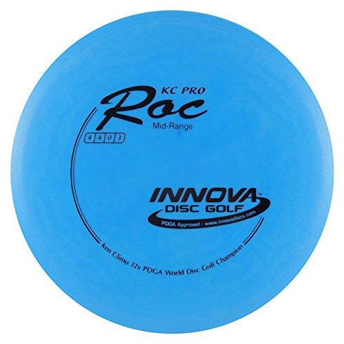Innova KC Pro Roc Mid-Range Golf Disc [Colors may vary] - - Mid Golf Disc Range Roc